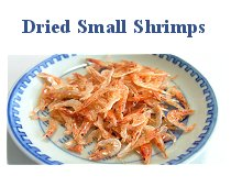 Dried Small Shrimps