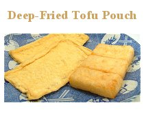 Deep-Fried Tofu Pouch