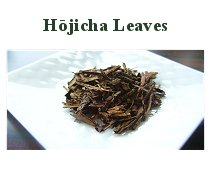 Hōjicha Leaves