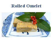 Rolled Omelet