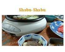 Shabu-Shabu Dishes
