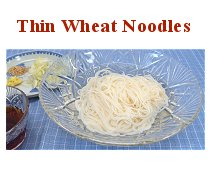 Thin Wheat Noodle