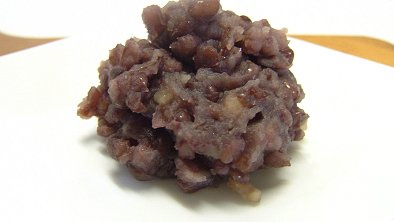 Mashed Sweetened Red Bean Paste