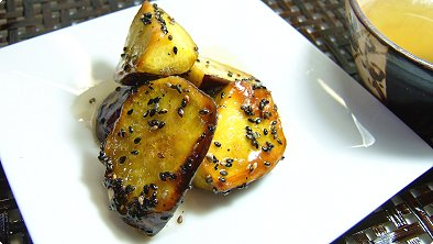 Japanese Candied Sweet Potato