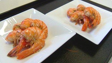 Simple Recipes | Sake Steamed Shrimp