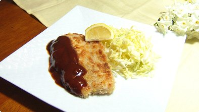 Seared Breaded Pork Cutlets