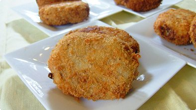 Japanese-Style Croquette