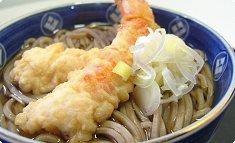 Ebi-tempura-soba